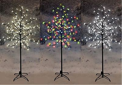 New 120/150Cm Blossom Led Tree Decorative Celebration Party Unique Indoor Xmas