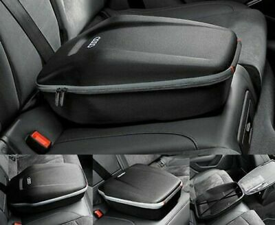 Genuine Audi Rear Seat Storage Box / Bag / Armrest A1 A3 A4 A5 A6 A7 A8 Q3 Q5 Q7