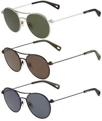 4241fab88c G-Star Raw Metal Defend Men s Aviator Sunglasses w  Anti-Reflective Lens  GS100S
