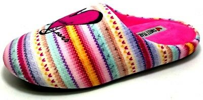 SWEET YEARS  pantofole, ciabatte invernali donna mod. 0450 rosa  slippers