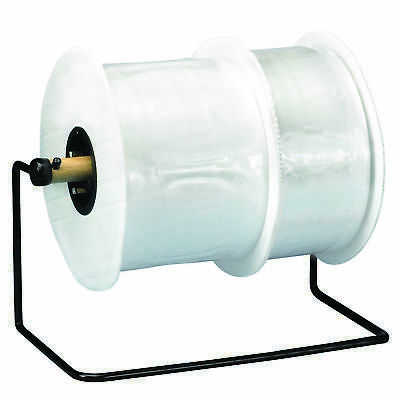 "Box Partners Poly Tubing 4 Mil 7"" x 1075' Clear 1/Roll PT0704"