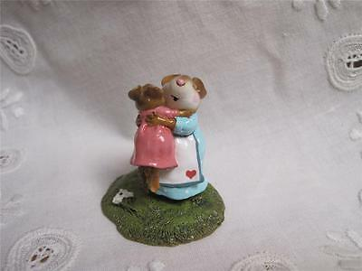 Wee Forest Folk Limited Edition Store Special Her Big Hug from 2001 - WFF Box