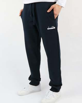 Diadora Seoul 88 Track Pants in Navy Blue - tracksuit bottoms, joggers SALE