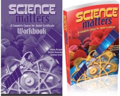 SCIENCE MATTERS (BOOK & WORKBOOK) Complete Course Junior Certificate