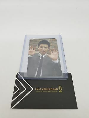 EXO K M Growl 1st Repackage Album Ver A Official Photo Card Chanyeol
