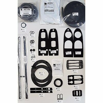 New Body Rubber Repaint Kit  Set for MGB GT 1965-1975 Body Rubber Set 282-829