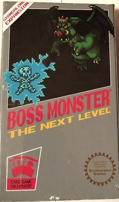 NEW!!  BOSS MONSTER The Next Level Standalone Expansion