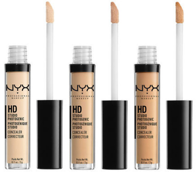 NYX HD Studio Photogenic Concealer - Choose Your Shade
