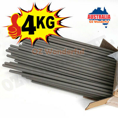 4KG ELECTRODES STICK WELDING RODS STEEL ELECTRODE 2.0x300 2.5x300 3.2x350mm