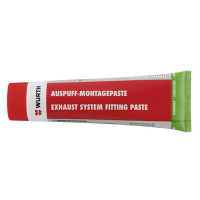 Wurth Exhaust Paste - For assembly and seal of exhaust joints and flanges
