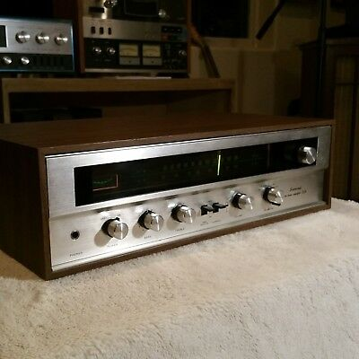Sansui 210 Stereo Tuner Amplifier - Superb Condition