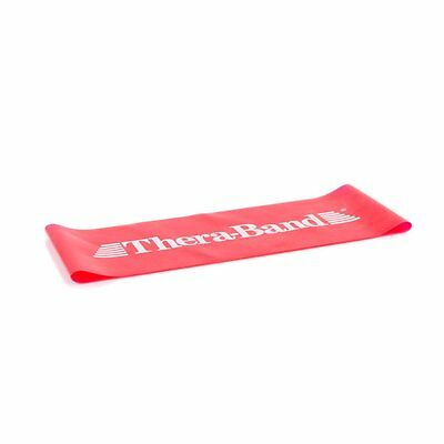 Thera-Band Übungsband Loop -  7,6 cm x 20,5 cm (B x L), Ø 13 cm Neu