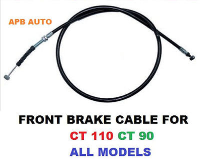 Front Brake Cable For Honda Ct 110 Postie Bike Ct 90 Front Brake Cable For Posty
