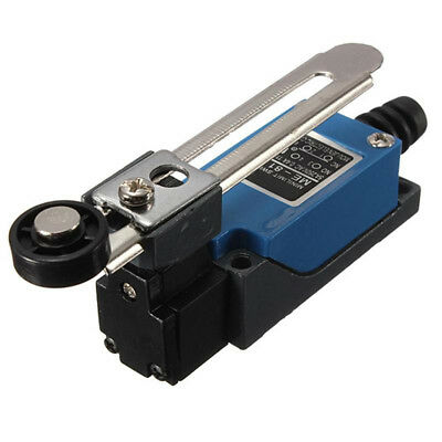 Limit switch Rotary Adjustable Roller Lever Arm Mini Limit Switch Momentary、Nice