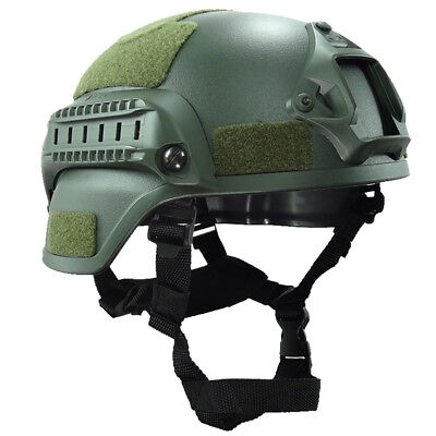 FAST Ballistic Army Military Paintball Helmet Airsoft Skirmish Combat Tactical