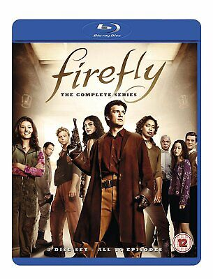 Firefly Complete - Series [2017] (Blu-Ray)