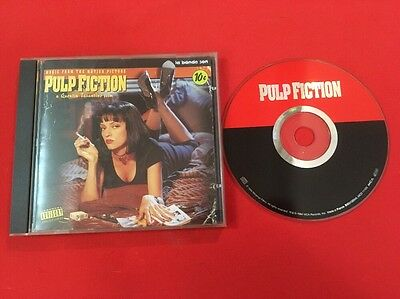 Pulp Fiction Music From The Motion Picture Band Son Zustand Correct Cd