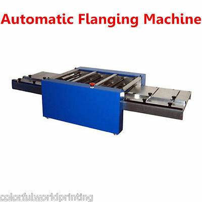Automatic Flanging Machine Flanger for Metal Channel Letter Flang Right Angle