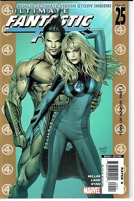 Ultimate Fantastic Four #25 (2006) 1St Printing Bagged & Boarded Marvel Comics