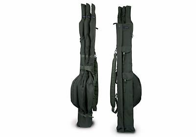 Fox NEW Royale 12ft 5 Rod Quiver Combo System + 3x 12ft Rod Sleeves - CLU193