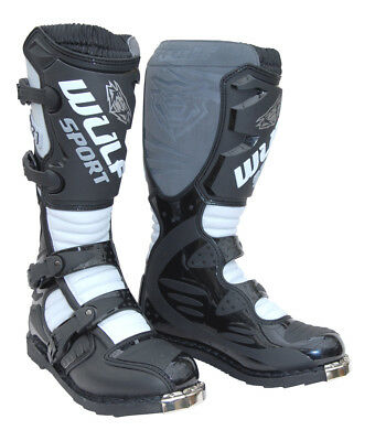 Wulfsport Orca Boots New Without Box Quad Boots Motorbike Motocross MX