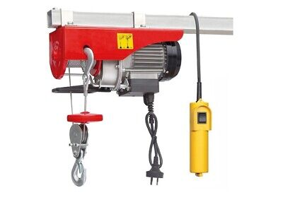 TRAVELLER 440LB ELECTRIC Hoist/Winch c-x - $79 99 | PicClick
