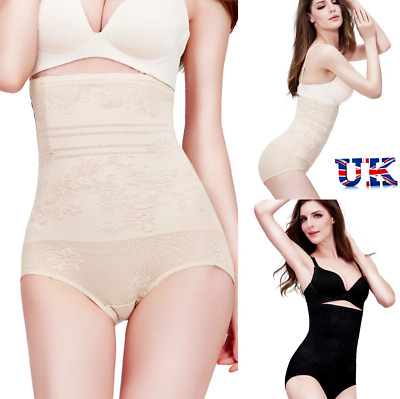 b9c65a3d0f01d UK Ladies Slimming Magic Knickers Stomach Flattening Underwear Girdle for  Women