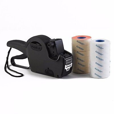 Garvey Products G Series Labeler Kit with 18 x 12 mm Labels (GKIT-18601)