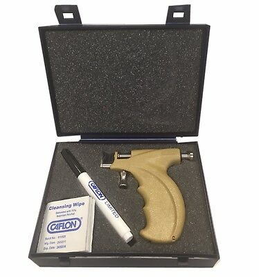 Caflon Original Piercing Gun Instrument Box