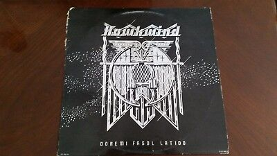 HAWKWIND Doremi Fasol Latido United Artists LP UA-LA001-F NM 1972