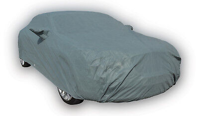 Audi A4 (B7) Cabriolet & Saloon Tailored Indoor Car Cover 2007 to 2009