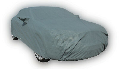Audi A4 (B6) Cabriolet & Saloon Tailored Indoor Car Cover 2002 to 2006
