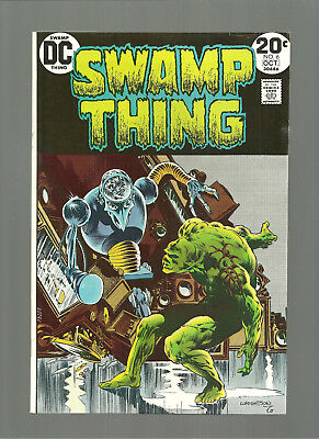 Swamp Thing #6  High Grade 9.4  Copy  Wrightson Cover