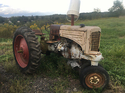 Minneapolis Moline RT antique tractor rti rtu r new rubber paint
