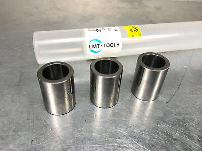 (3) LMT Tools Carbide Bushing E16 Part #15 Thread Roll Part 2173742 (78163)