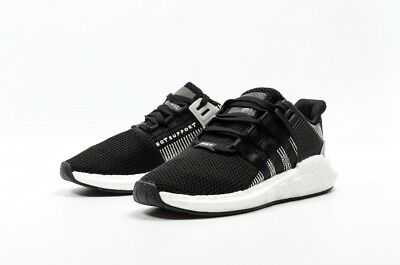 Men Adidas EQT Support 93/17 Boost Core Black/Footwear White BY9509