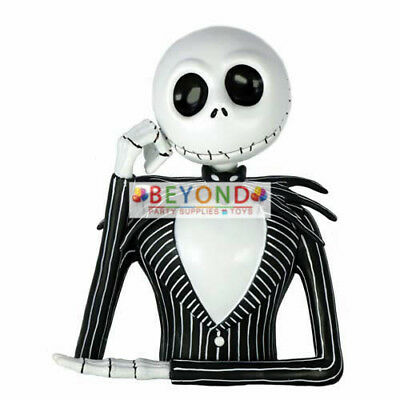Jack Skellington Bust Bank Money Coin Bank The Nightmare Before Christmas
