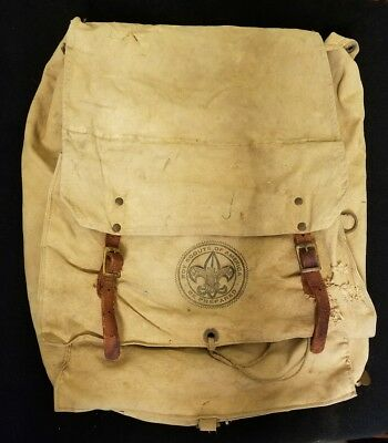Boy Scouts of America 574 Yucca Pack, 1950's