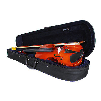 Axiom Beginners 1/8 Violin Outfit - Top quality Student 1/8 Size School Violin