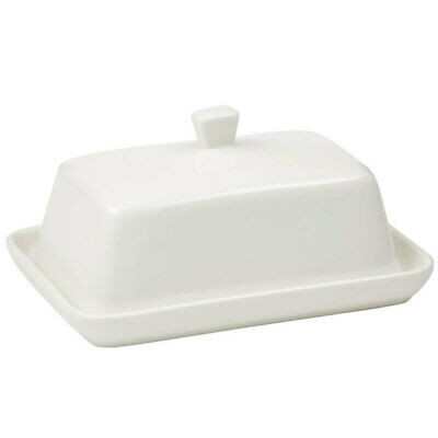 Davis & Waddell Taste Butter Dish Margarine Tray/Plate/Porcelain Container