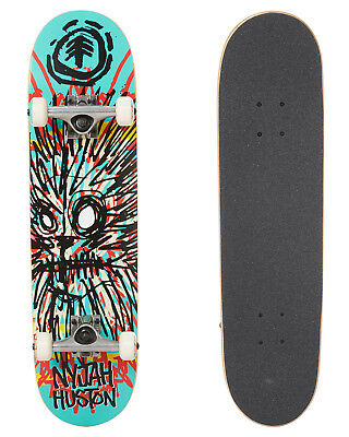 Element Skateboard Complete Nyjah Lion Twig 7.6 Inch Free Postage Kingpinsupply