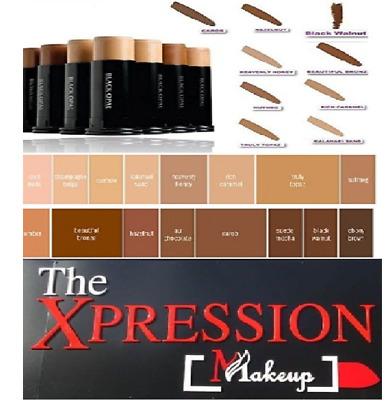 Black Opal True Color Skin Perfecting Stick Foundation Usa Spf15 - Uk Seller
