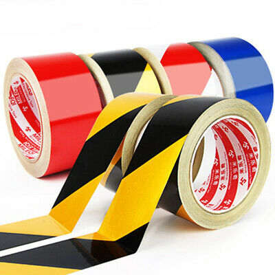 Stripe Reflective Tape High Intensity Warning Sticker Adhesive Vinyl 50mm x1-20M