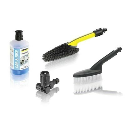 Karcher Car/Bike Cleaning Accessory Kit 26435510 K2-K7 Pressure Washer Power Jet
