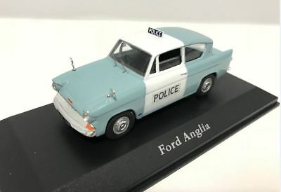 Atlas Editions  - FORD ANGLIA 'Best of British Police Cars' - Model Scale 1:43