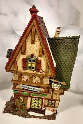 Dept. 56 ~ Heritage Collection Dickens' Village ~ The Melancholy Tavern 58347