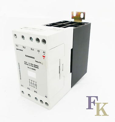 CARLO GAVAZZI RJ3A60D20 Solid State Relay -used-
