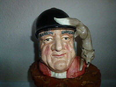 "Royal Doulton Large ""GONE AWAY"" Character Jug D6531"