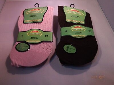 ladies extra wide socks for diabetics
