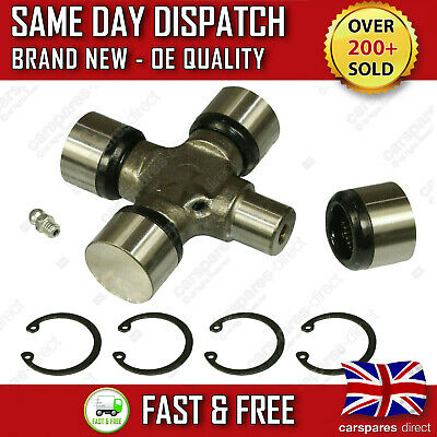 FORD TRANSIT MK6 00-06 PROPSHAFT UNIVERSAL JOINT DIFFERENTIAL SIDE 30.2mm x 92mm